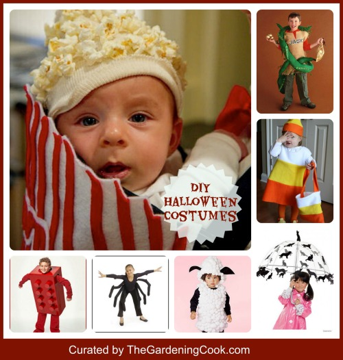 7 diy halloween costumes for kids - Halloween Costumes Diy Kids