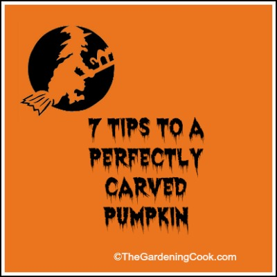 7 Tips for a Perfectly Carved Pumpkin
