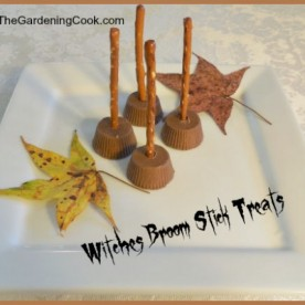 Witches Broomstick Treats