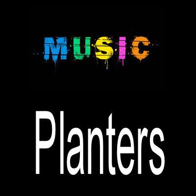 Music Planters