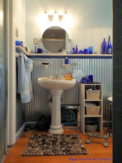Magic Touch Bathroom renovation.