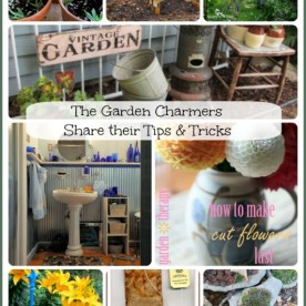 The Garden Charmers share their top tips and tricks.,