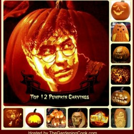 Top 12 Pumpkin Carvings