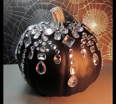 BeJeweled Pumpkins