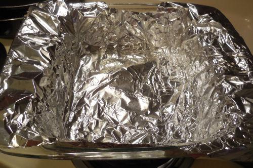 prepared pan