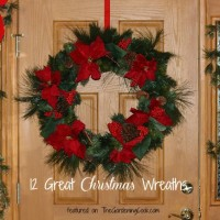 12 great Christmas wreaths