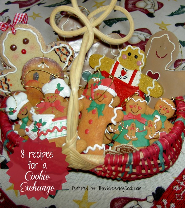 8 recipes for your next cookie exchange