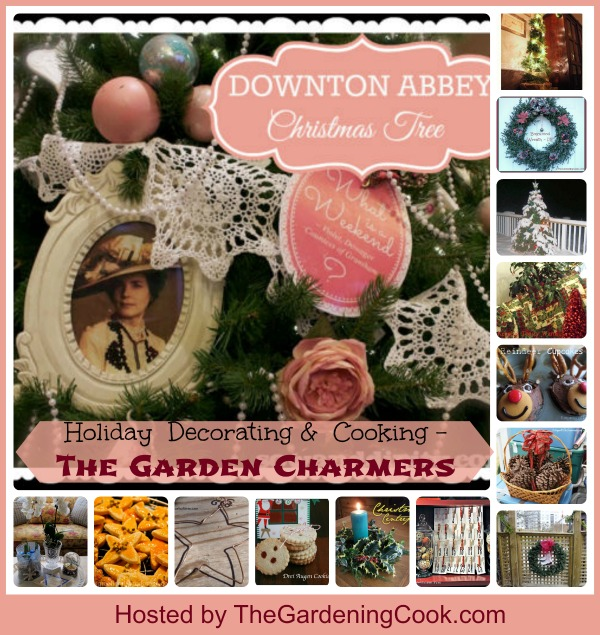 Holiday Cooking and Decorating with The Garden Charmers