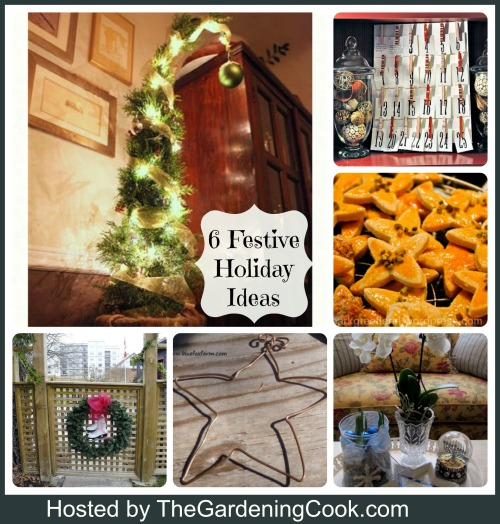 6 Holiday decorating and cooking ideas