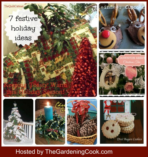 7 Festive cooking and decorating ideas