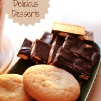 12 Days of Delicious Desserts
