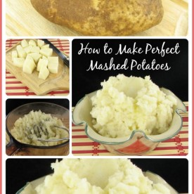 The secrets to perfect creamy and fluffy mashed potatoes, every time.
