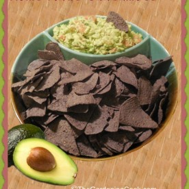 Best Ever Home Made Guacamole