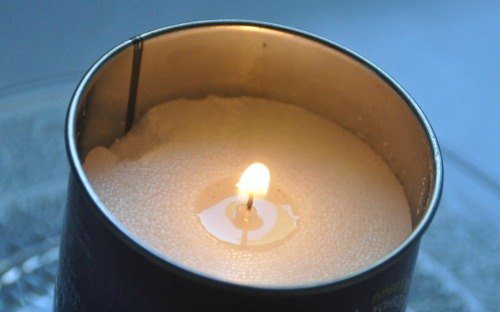 Tips and tricks for old candle wax