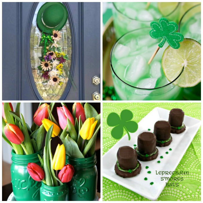 St. Patrick's day recipes and fun
