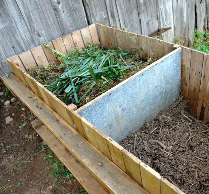 Composting lessens the load on our landfills and gives your great garden fertilizer