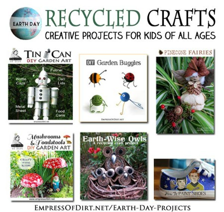 Earth Day Projects for Kids from empressofdirt.net   #EarthDayProjects