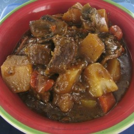 Crockpot Beef Stew @crockpotrecipes #slowcookerrecipes