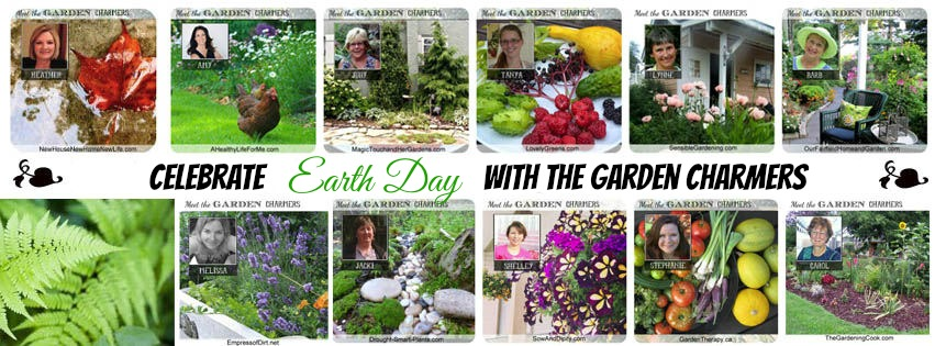 The Garden Charmers Celebrate Earth Day #EarthDayProjects