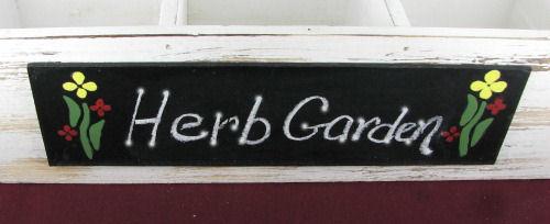Herb Garden Farmer's Market Planter
