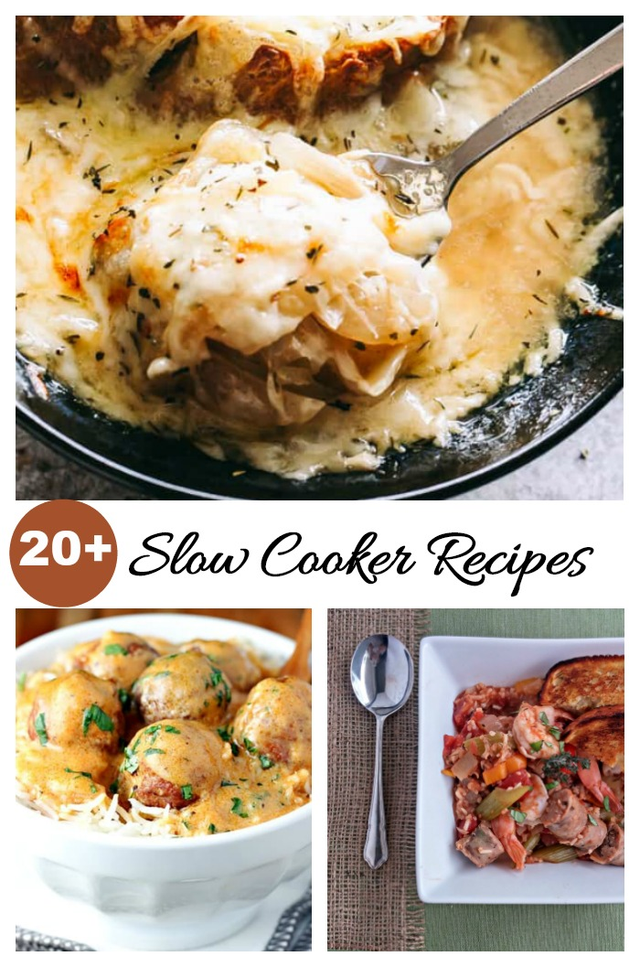 These easy slow cooker recipes will keep your kitchen cook and satisfy the most hungry family member.