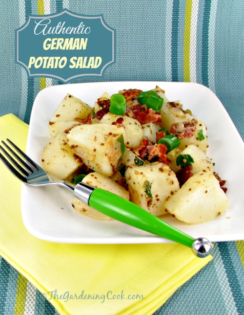 Authenti German Potato Salad