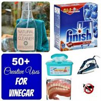 vinegar uses
