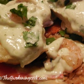 Copy Cat Recipe: Olive Garden Chicken and Shrimp Carbonara