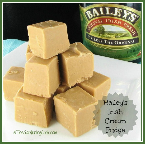 Bailey's fudge recipe - Irish Cream & Coffee Fudge. To die for!