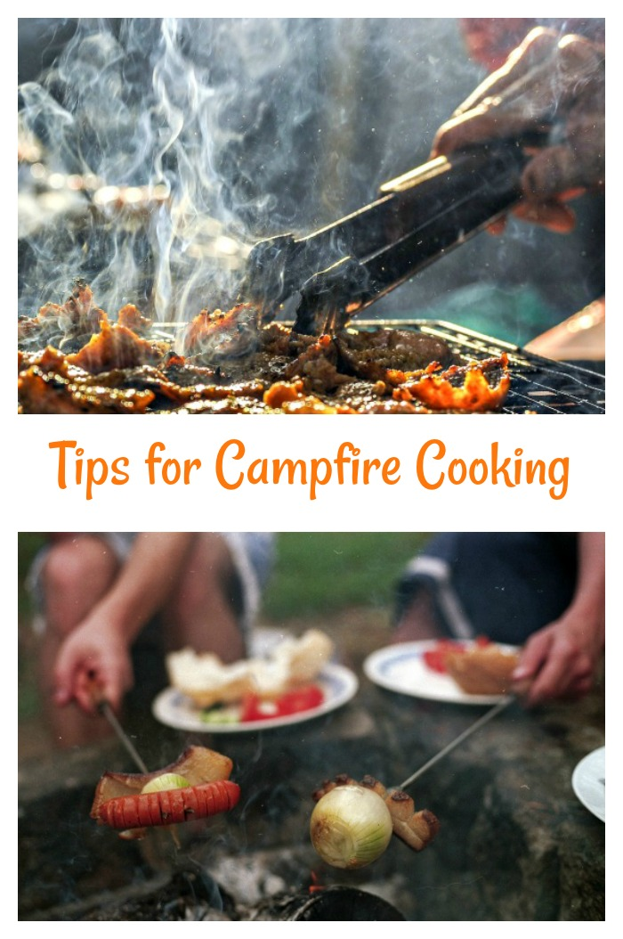 these tips for campfire cooking will help you get the most out of your next camping trip.