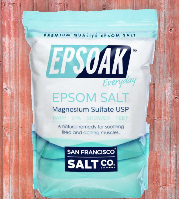 epsom salt and water makes a great homemade plant foodfor tomatoes, roses and house plants