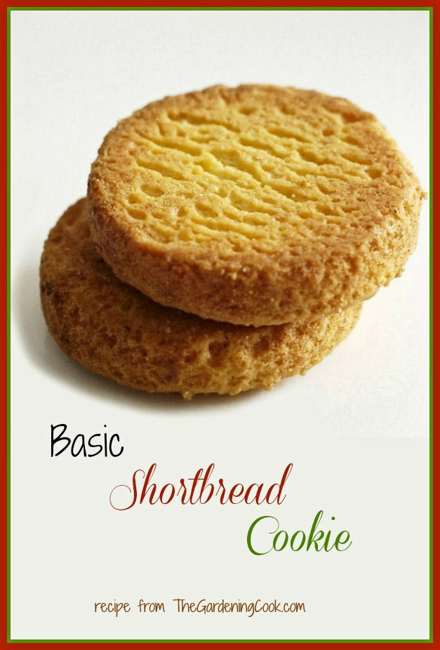 This Scottish shortbread cookie recipe is buttery and crispy and super easy to make at home. #scottishshortbreadcookie #shortbreadcookies