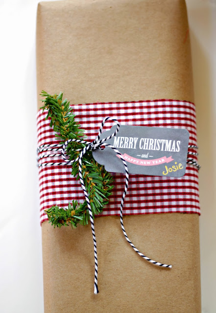 Plain brown paper all dressed up from creatingreallyawesomefreethings.com
