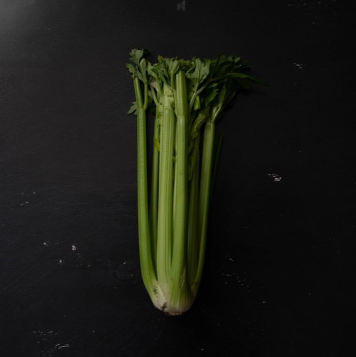 Full stalks of celery