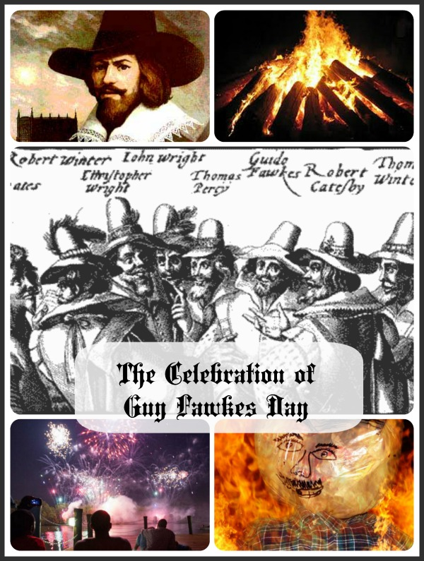 Guy Fawkes Day - November 5