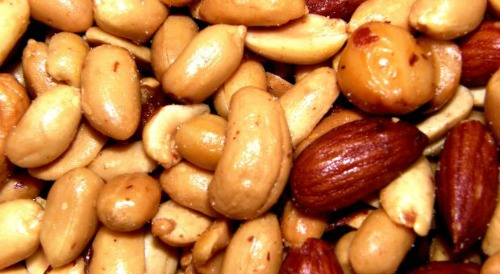 Nuts go rancid easily. Freeze them for best results.