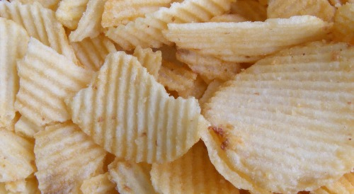 Potato chips keep for months past their expiration date if you freeze them.