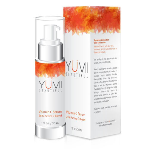 Yumi Beautiful Viramin C Serum with Aloe Vera