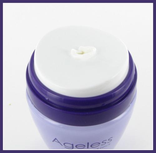 Ageless face cream dispenser