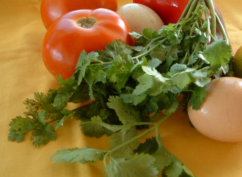 add fresh herbs last in slow cooker recipes