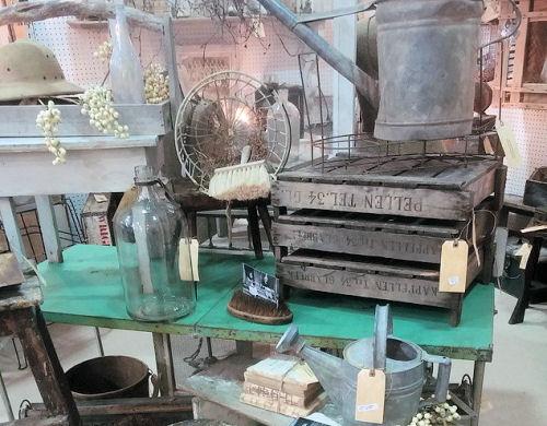 antique hunting in Greensboro