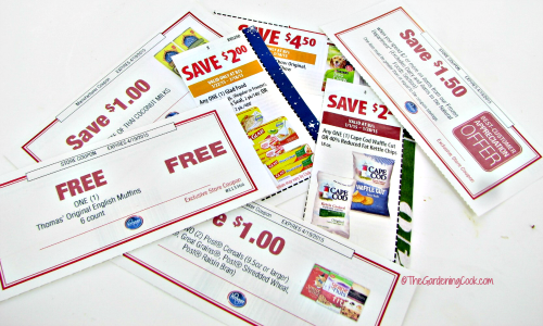 clip coupons to save