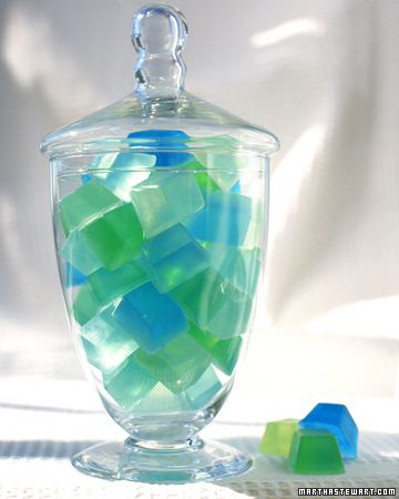 DIY soap cubes