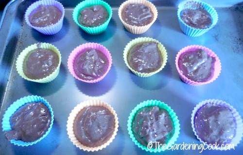 silicone cupcake liners