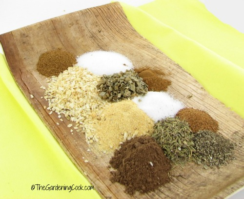 caribbean jerk dry rub ingredients