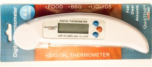 Quik Temp digital thermometer