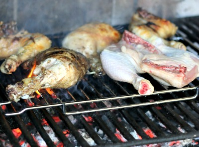 bone in meat is less expensive and more tender
