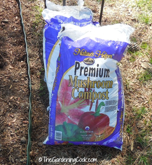 Mu7shroom compost