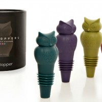 Owl toppers bottle stoppers