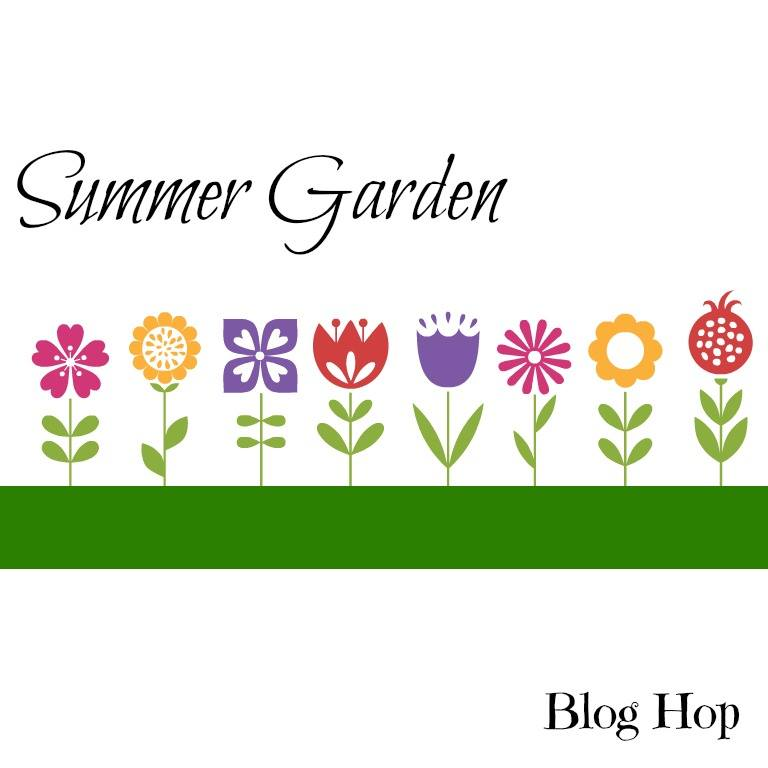 Summer Garden Blog Hop